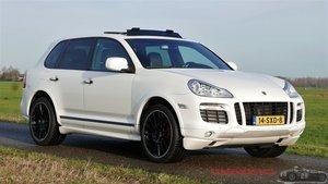 2008 Porsche Cayenne 4.8 GTS in good condition