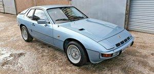 1981 porsche 924 turbo FREE UK DELIVERY