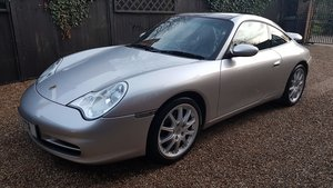 2003 Simply Stunning and rare low mileage 996 Targa