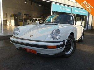 1983 Porsche 911 SC 3.0 CABRIOLET For Sale
