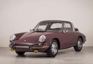 1968 Porsche 912 Targa 17 Jan 2020