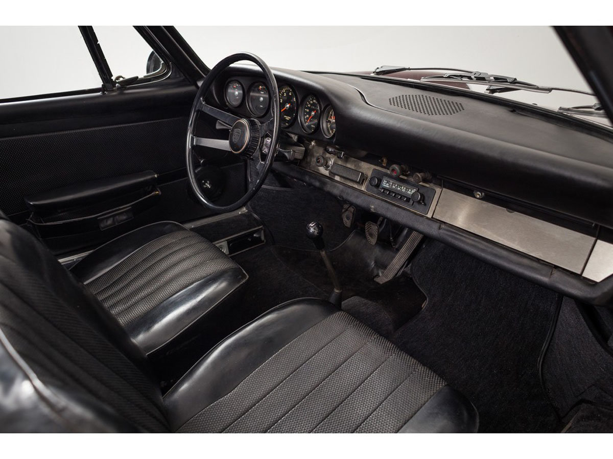 1968 Porsche 912 Targa 17 Jan 2020 For Sale by Auction (picture 2 of 6)