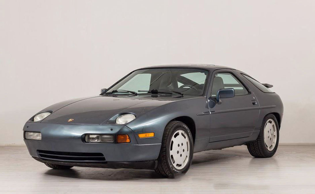 1987 Porsche 928 S4 17 Jan 2020 For Sale by Auction (picture 1 of 6)