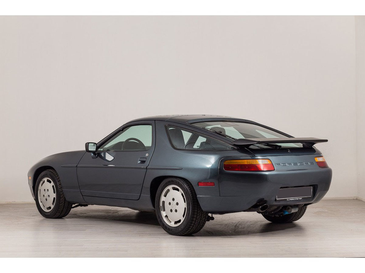 1987 Porsche 928 S4 17 Jan 2020 For Sale by Auction (picture 3 of 6)