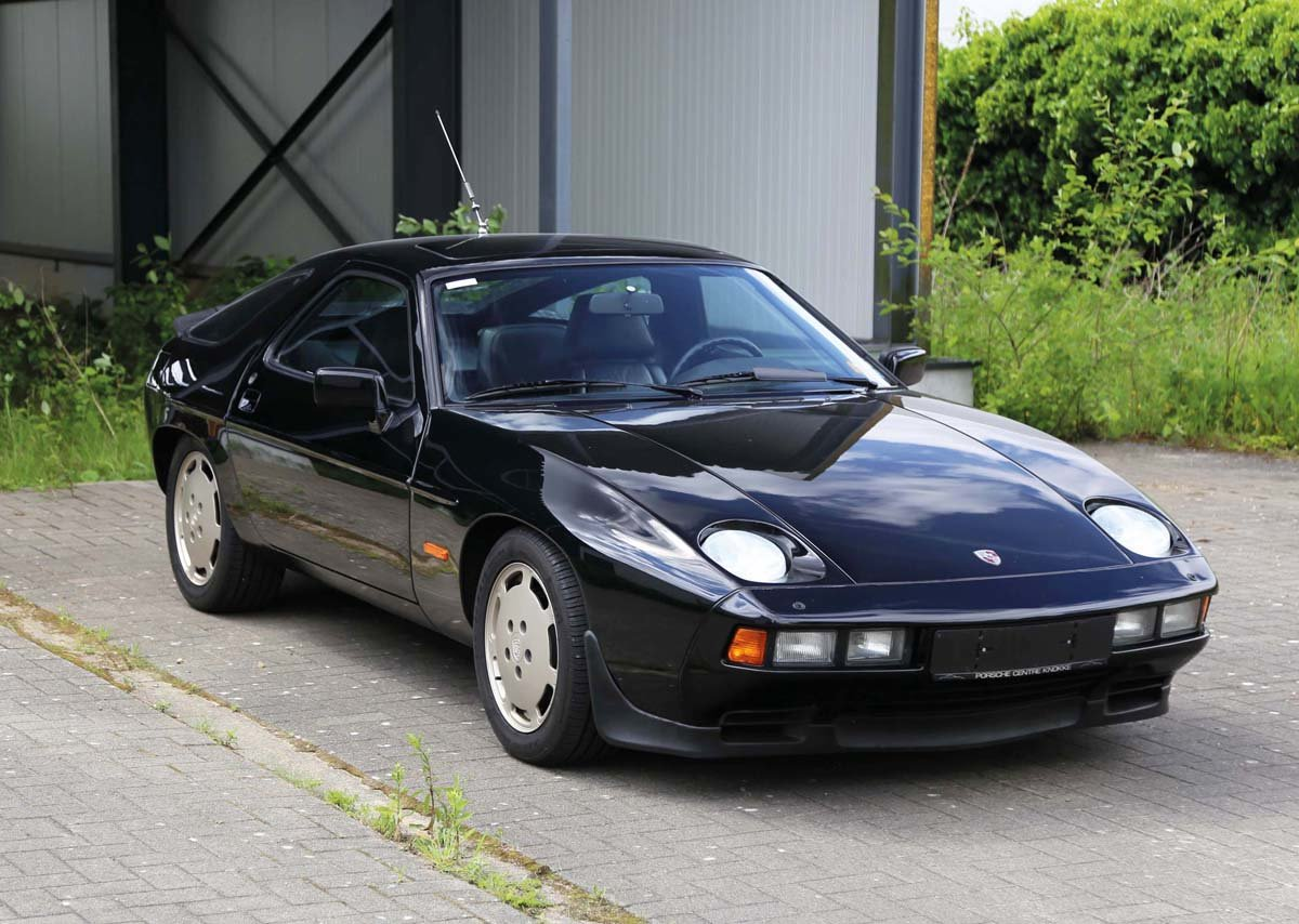 1982 Porsche 928S 17 Jan 2020 For Sale by Auction (picture 1 of 3)