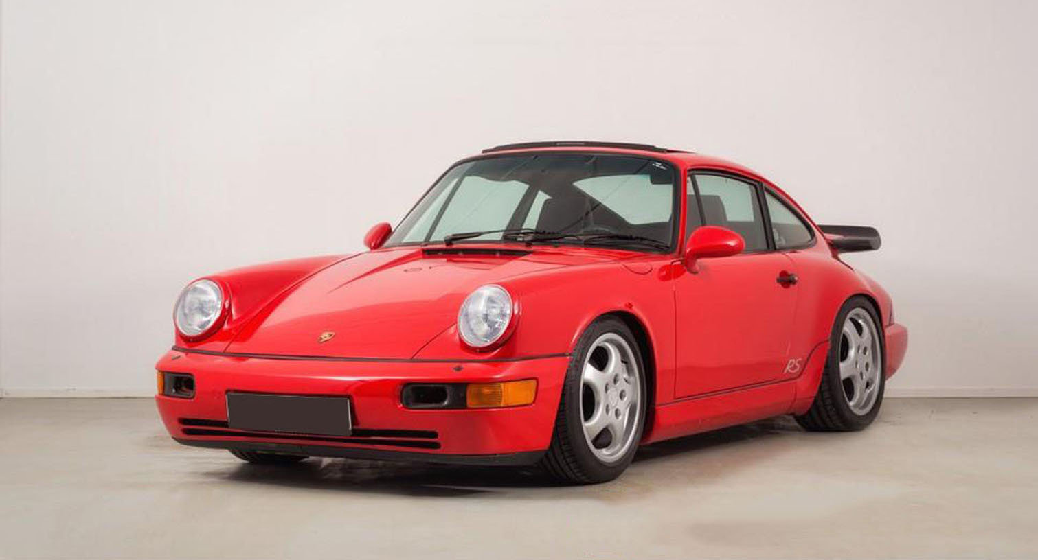 1992 Porsche 964 RS America 17 Jan 2020 For Sale by Auction (picture 1 of 6)