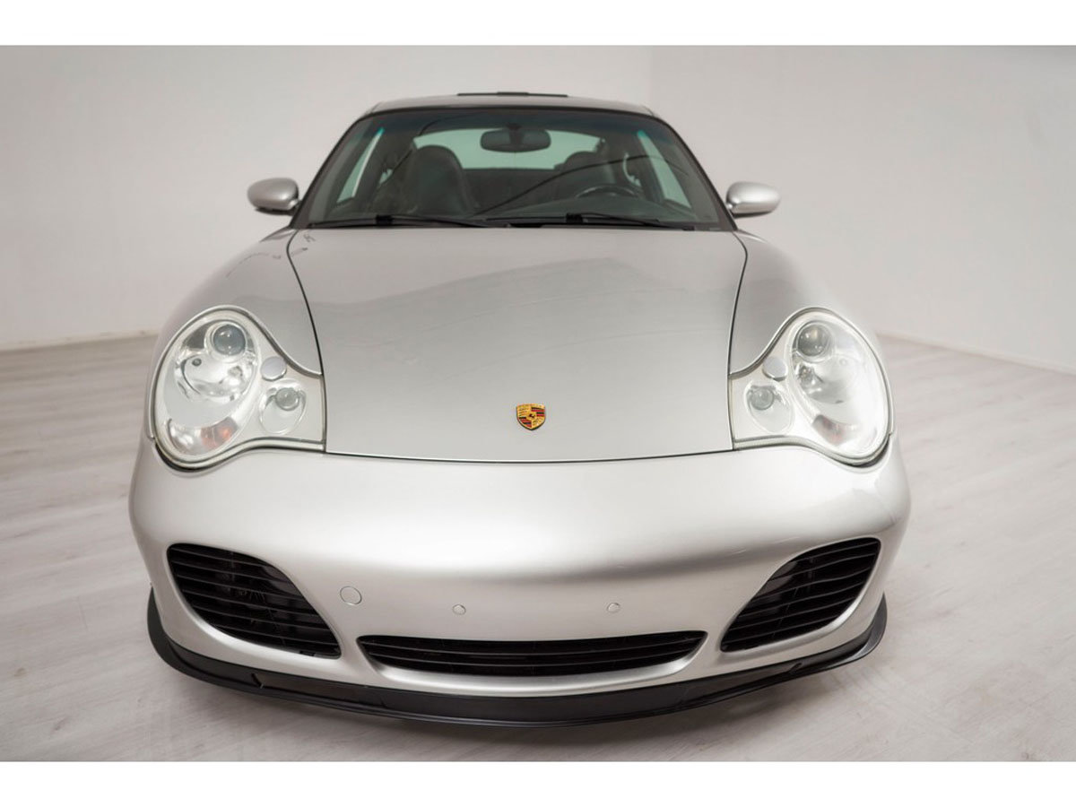2002 Porsche 996 Turbo Coupe 17 Jan 2020 For Sale by Auction (picture 4 of 6)
