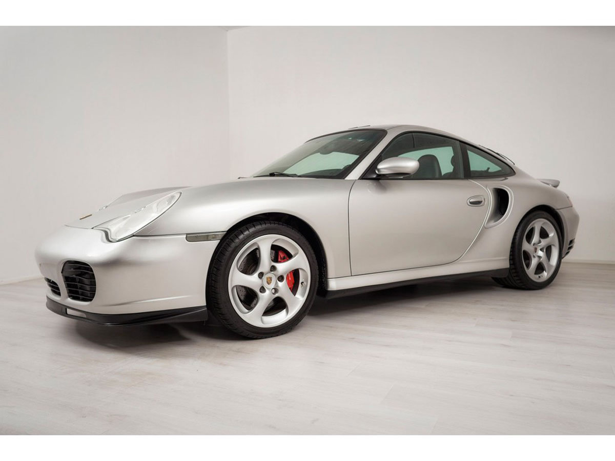 2002 Porsche 996 Turbo Coupe 17 Jan 2020 For Sale by Auction (picture 5 of 6)