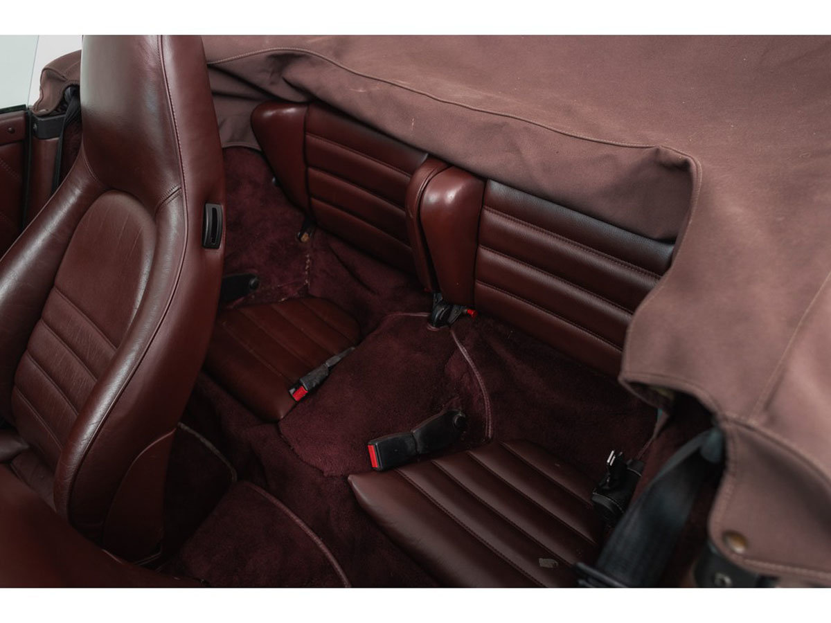 1988 Porsche 930 Turbo Cabriolet 17 Jan 2020 For Sale by Auction (picture 4 of 6)