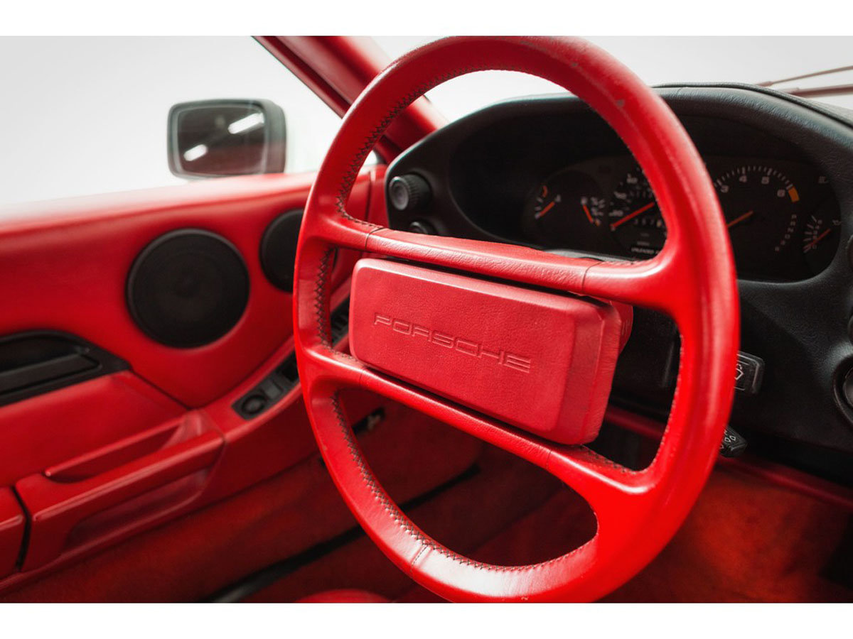 1987 Porsche 928 S4 17 Jan 2020 For Sale by Auction (picture 5 of 6)