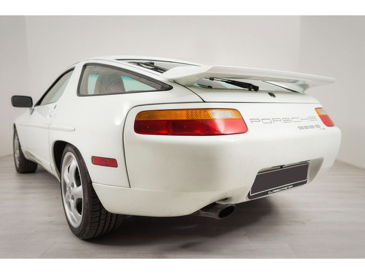 1987 Porsche 928 S4 17 Jan 2020 For Sale by Auction (picture 6 of 6)
