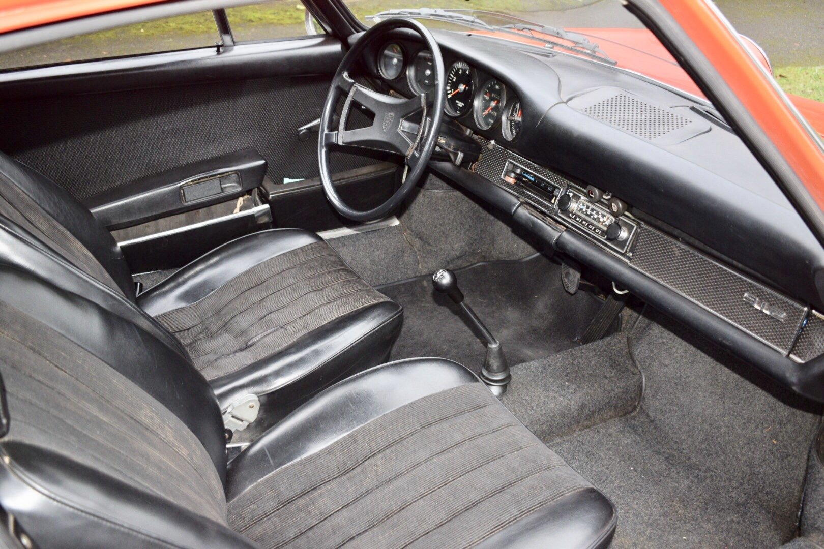 1969 Porsche 912 - Matching Numbers - 5 Dial For Sale (picture 5 of 6)