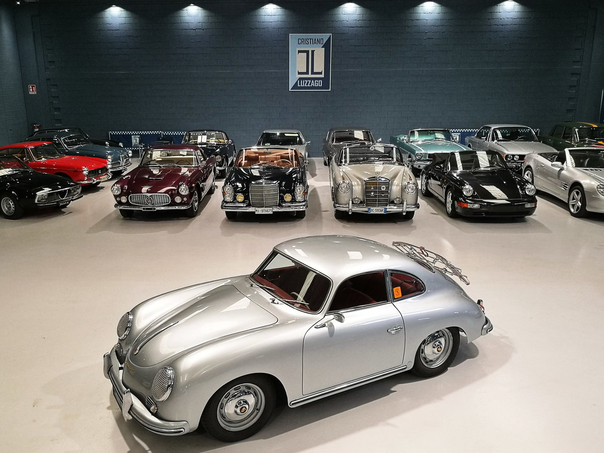 1957 MILLE MIGLIA ELIGIBLE PORSCHE 356 A T1 COUPE- For Sale (picture 1 of 6)
