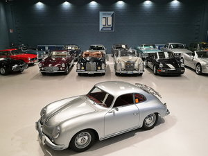 Picture of 1957 MILLE MIGLIA ELIGIBLE PORSCHE 356 A T1 COUPE euro 118.000 For Sale