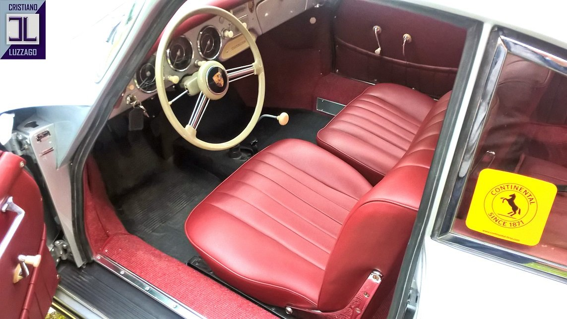 1957 MILLE MIGLIA ELIGIBLE PORSCHE 356 A T1 COUPE- For Sale (picture 4 of 6)