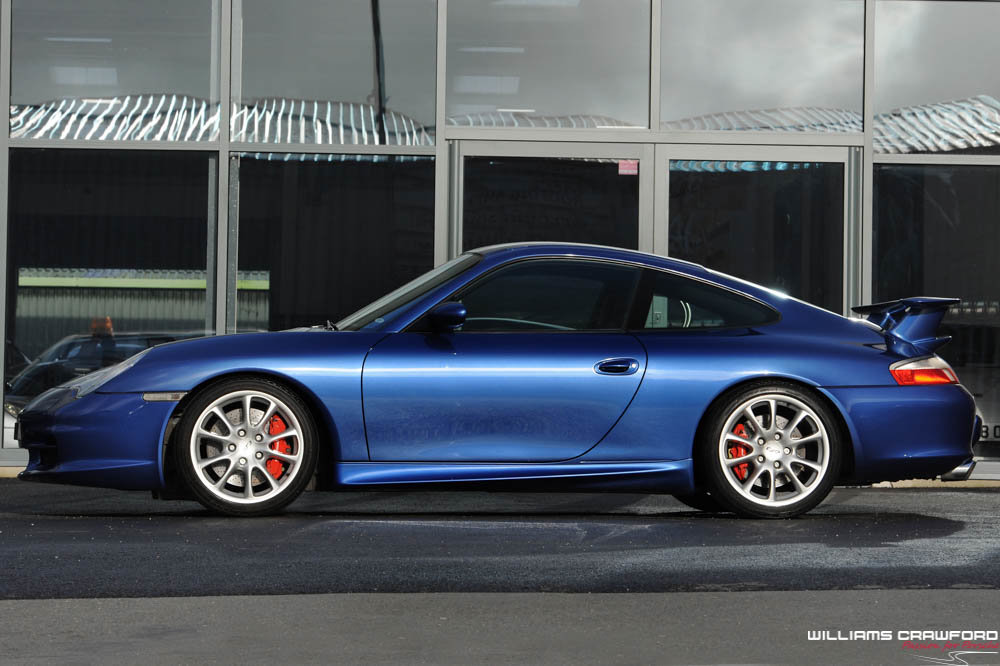 2004 RESERVED - low miles Porsche 996 GT3 LHD For Sale (picture 2 of 6)
