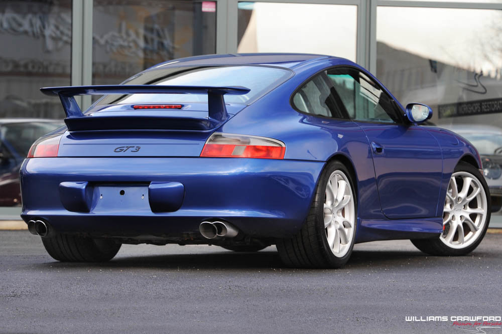 2004 RESERVED - low miles Porsche 996 GT3 LHD For Sale (picture 3 of 6)