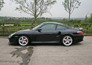 2002 PORSCHE 911 (996) TURBO X50 AWD For Sale