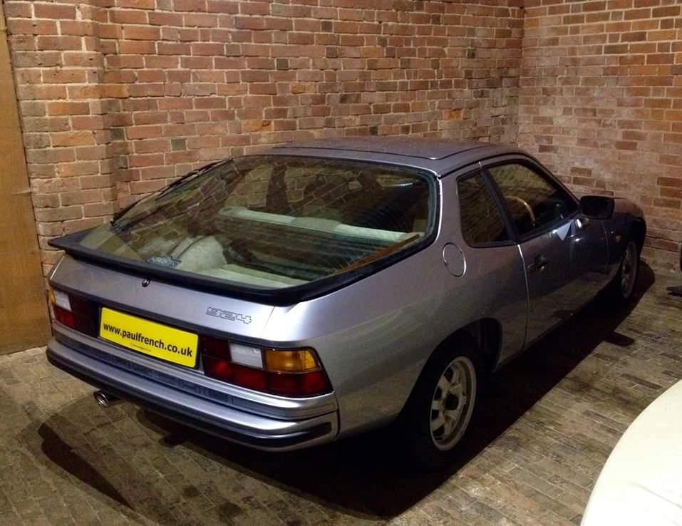 1983 Classic Porsche 924 - Recent Restoration Work For Sale (picture 4 of 6)