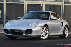 2003 Porsche 996 Turbo Tiptronic S coupe For Sale