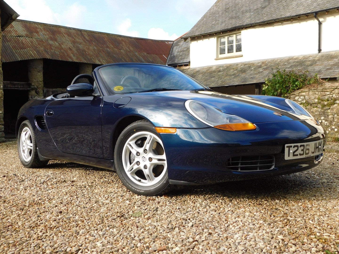 1999 Porsche 986 Boxster 2.5 - 44k miles, excellent throughout For Sale (picture 1 of 6)