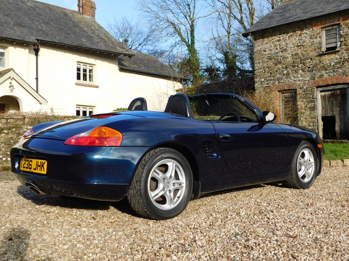 1999 Porsche 986 Boxster 2.5 - 44k miles, excellent throughout For Sale (picture 2 of 6)