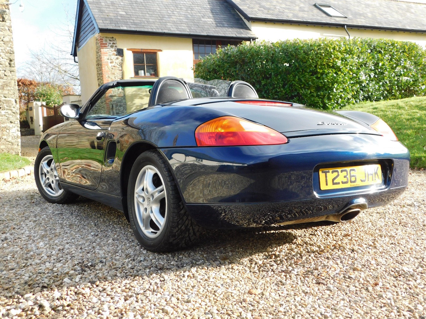 1999 Porsche 986 Boxster 2.5 - 44k miles, excellent throughout For Sale (picture 3 of 6)