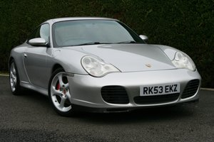 2003 Porsche 911 3.6 996 Carrera 4S Coupe Manual For Sale