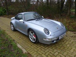 1996 Porsche 993 Turbo - 57,000 miles