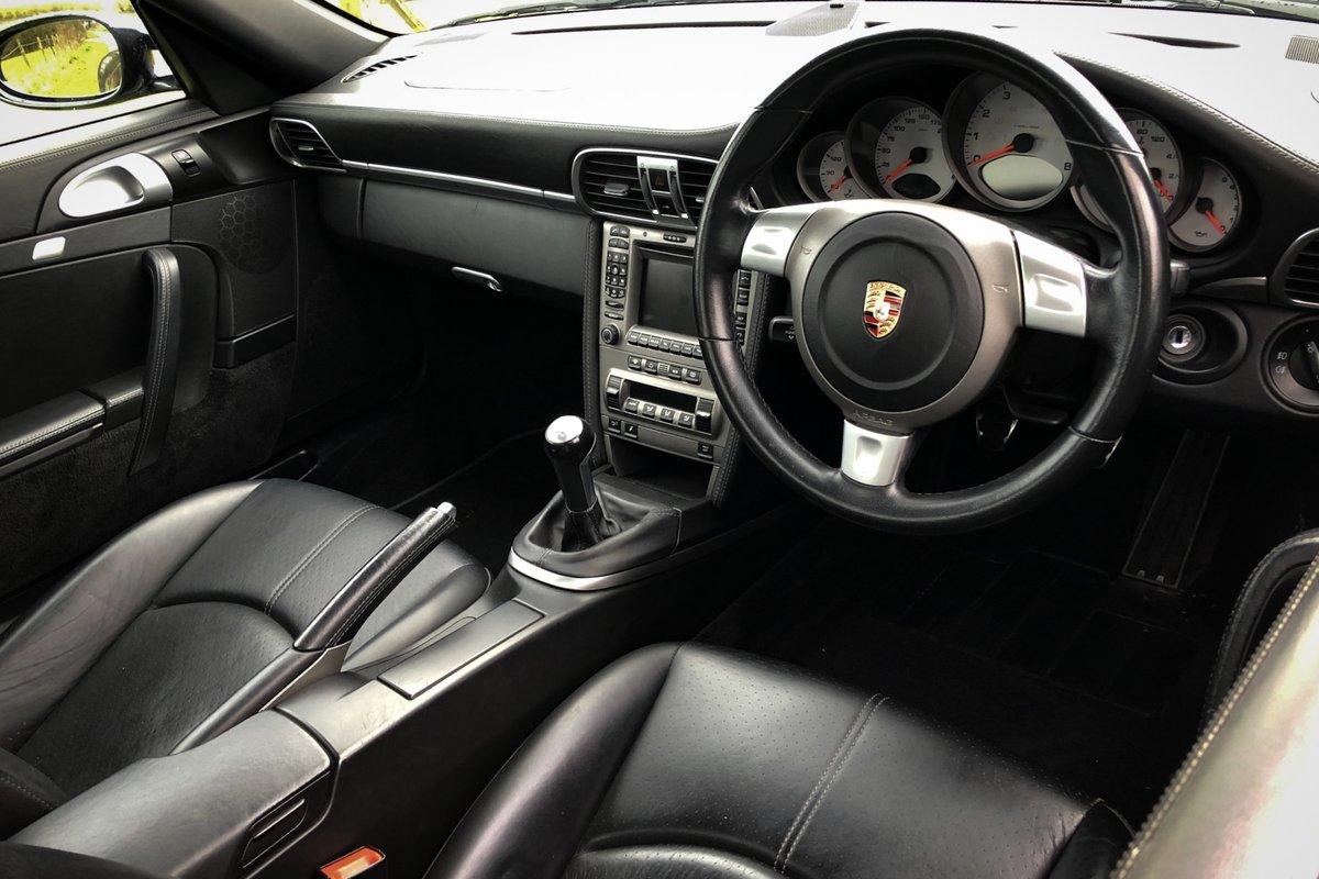 2007 Porsche 997 Carrera S, rare colour and great history SOLD (picture 2 of 6)