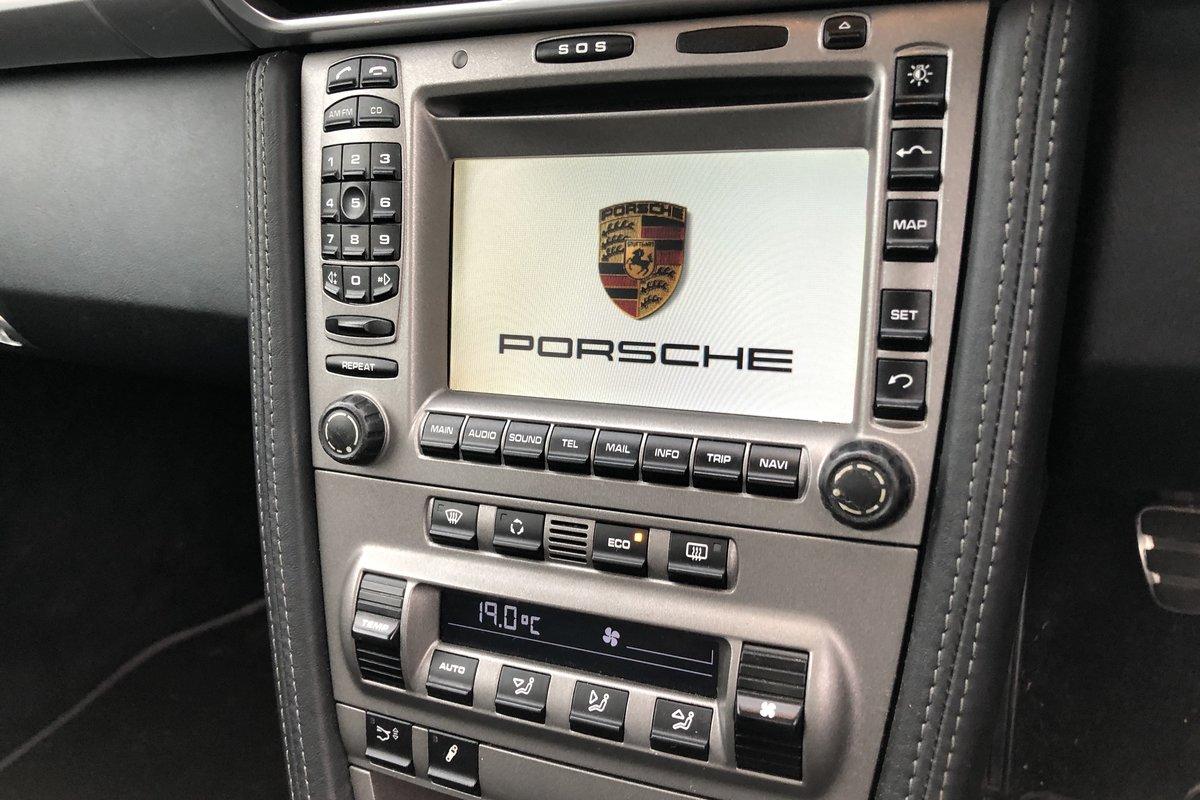 2007 Porsche 997 Carrera S, rare colour and great history SOLD (picture 4 of 6)