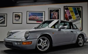 1992 Porsche 911 964 Carrera 4 Targa Significantly Enhanced 964