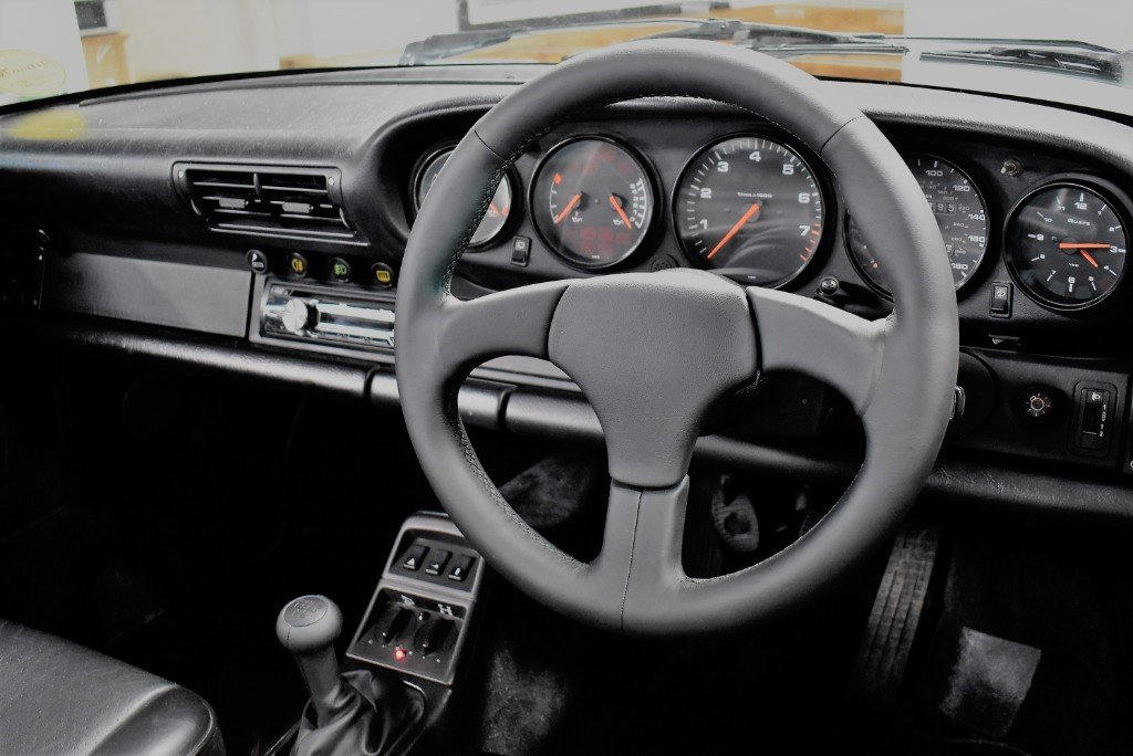 1992 Porsche 911 964 Carrera 4 Targa Significantly Enhanced 964 For Sale (picture 5 of 6)