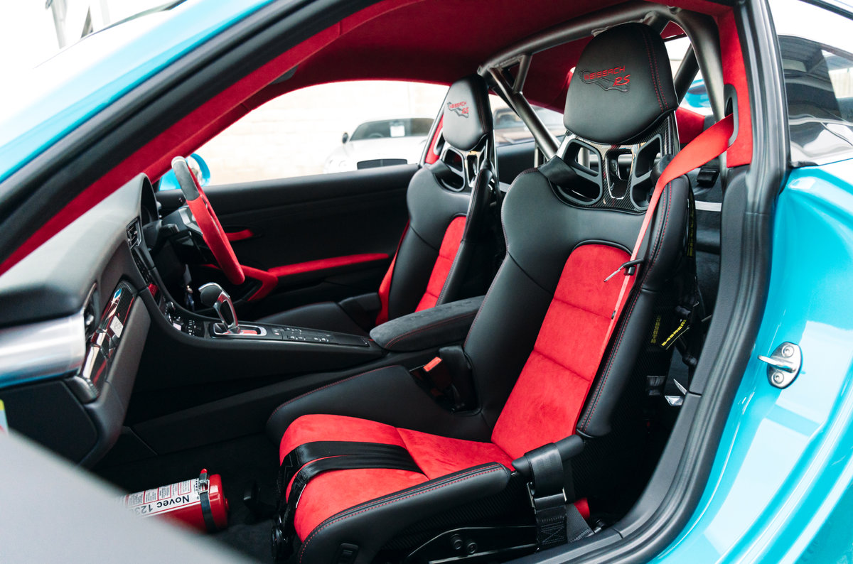 2018 18 Porsche 911 991 GT2 RS - Miami Blue For Sale (picture 6 of 6)