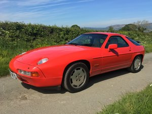 1990 Porsche 928 S4 Edition For Sale