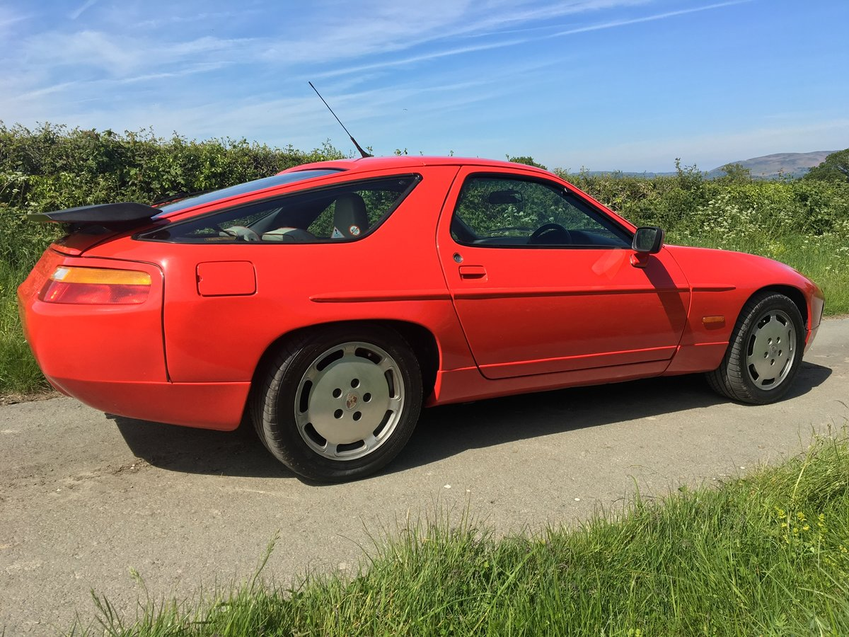 1990 Porsche 928 S4 Edition For Sale (picture 2 of 6)