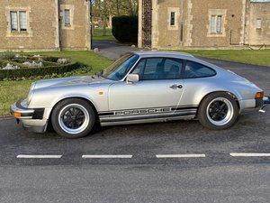1981 Porsche 911 SC 204 bhp model