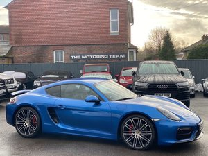 Picture of 2015 PORSCHE CAYMAN GTS 981 3.4 PDK AUTO - LEFT HAND DRIVE SOLD