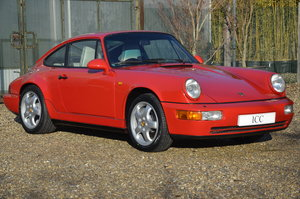 1989 Porsche 964 Carrera 4 Coupe Manual Gearbox For Sale