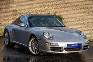Picture of 2007 Porsche 911 997 Targa 4S Tiptronic S 3.8 Auto SOLD