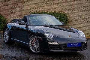 2010 Porsche 911 (997 Gen 2) Carrera S 3.8 PDK Auto Conv For Sale