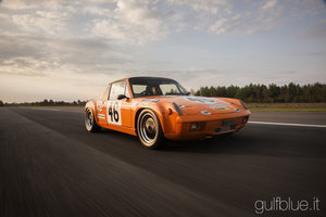 Porsche 914/6 GT Group 4, race car