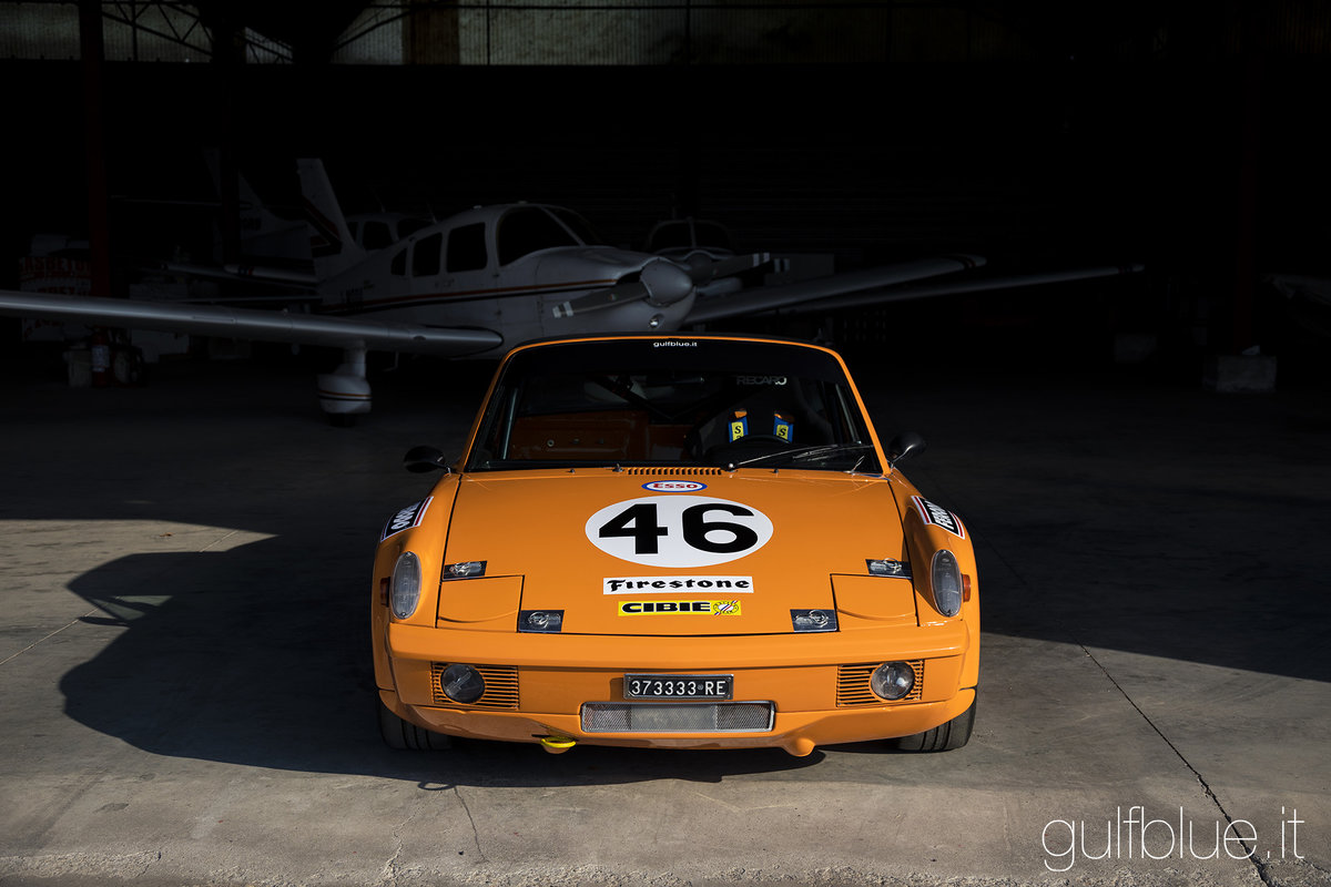1970 Porsche 914/6 GT Group 4, race car For Sale (picture 3 of 6)