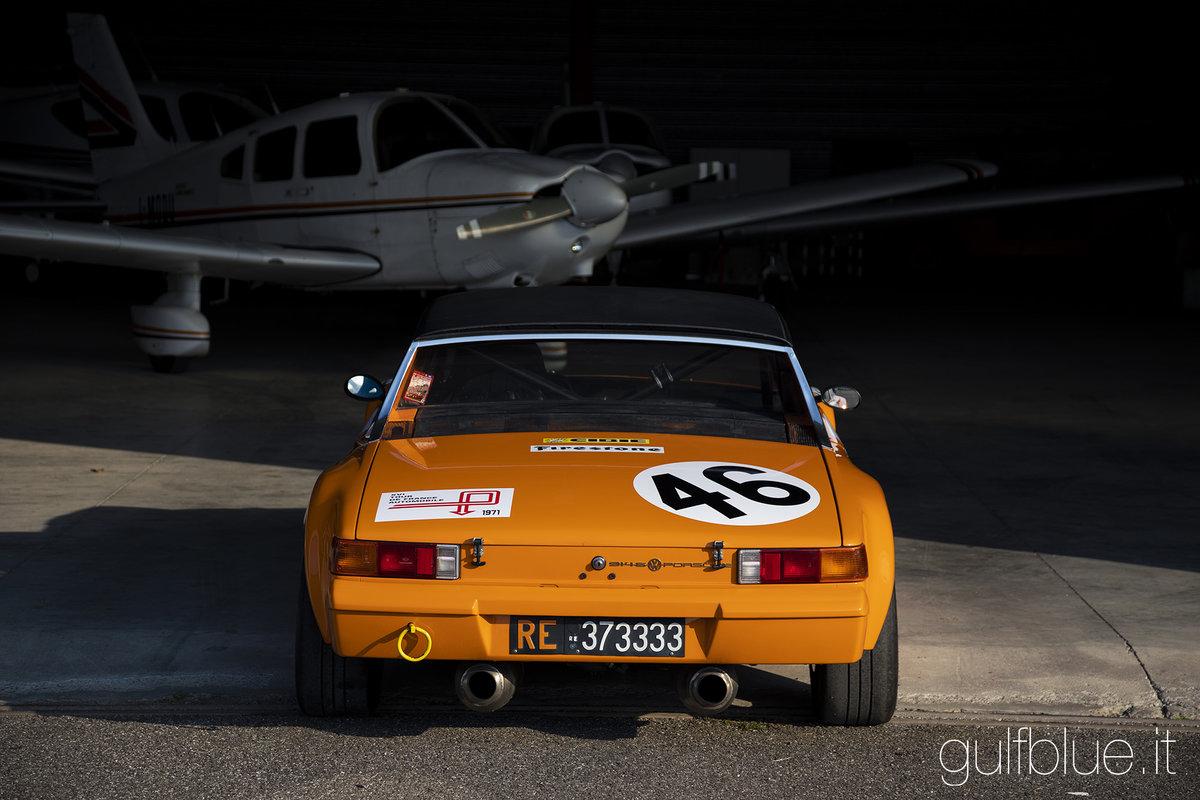 1970 Porsche 914/6 GT Group 4, race car For Sale (picture 4 of 6)