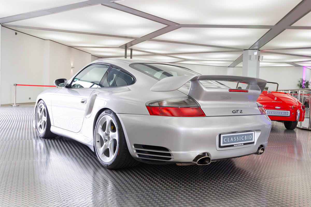 2002 Porsche 911 GT2 (996) For Sale (picture 3 of 6)
