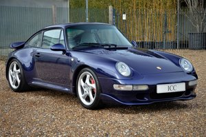 1996 Porsche 993 C4S Coupe, 6-Speed Manual Gearbox For Sale