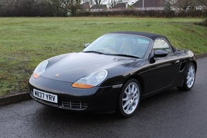 Porsche Boxster S Tiptronic 2000 -To be auctioned 31-01-2020 For Sale by Auction