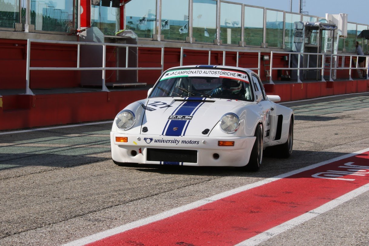 1974 911 RSR '74 Gr.4 - FIA Approved For Sale (picture 1 of 6)