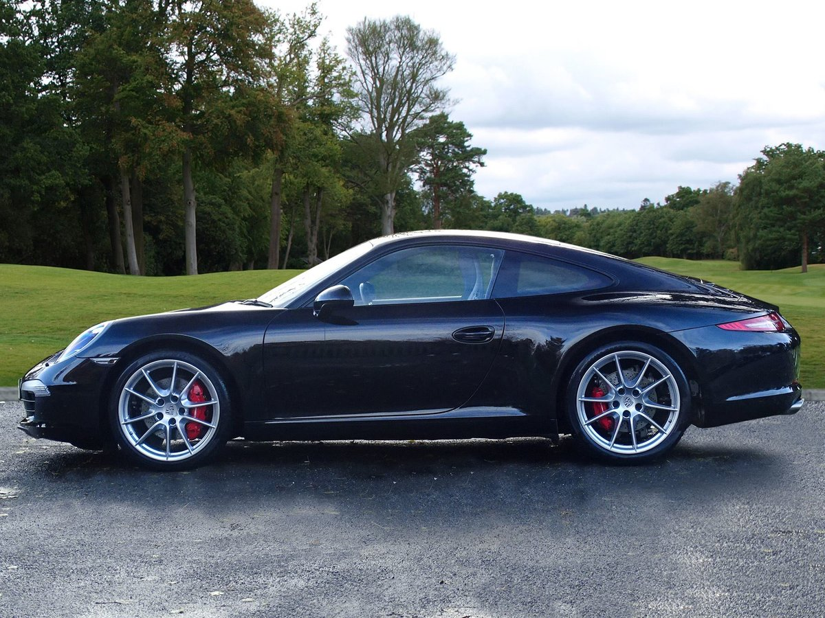 2016 Porsche  911  991 CARRERA S COUPE PDK AUTO  63,948 For Sale (picture 2 of 24)