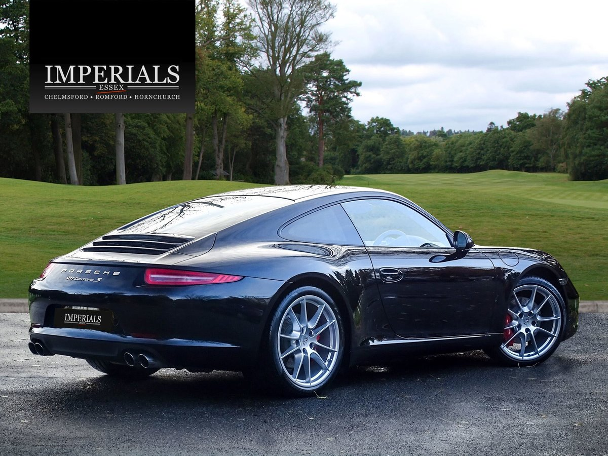2016 Porsche  911  991 CARRERA S COUPE PDK AUTO  63,948 For Sale (picture 4 of 24)